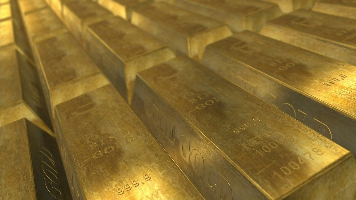 Gull som investering